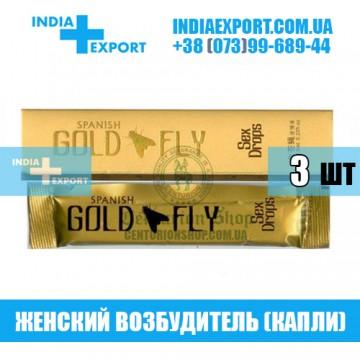 Капли для женщин SPANISH GOLD FLY в Украине
